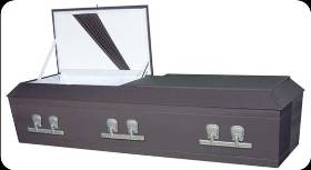 Clothwood Casket