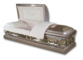 $$$SPECIAL - One only! Casket