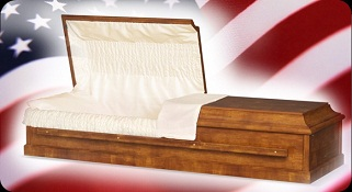 Wood Caskets - Homestead Series Casket