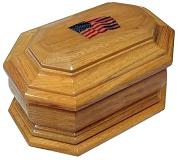 Urn image of =Wood Urns
