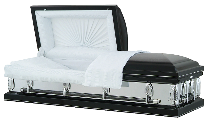 Casket: Black Knight Mirror Casket