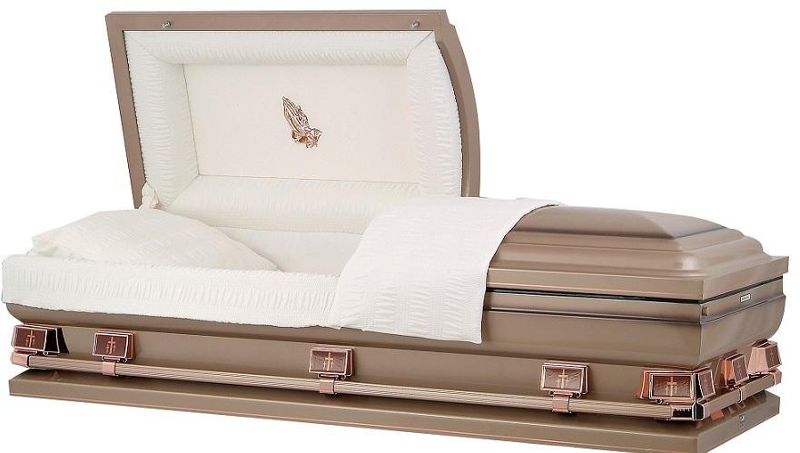 Lesbian casket